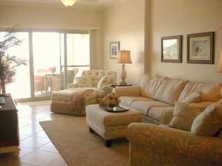 Biloxi condo photo - Luxurious furniture with your comfort in mind. Exquisite artwork.