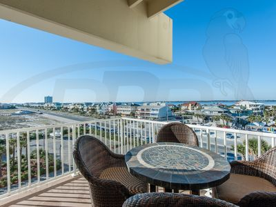 Beautifully Appointed Sans Souci unit 310 Gulf-side Corner Unit! Free wifi!
