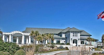 Play Golf or Swim at The Bald Head Island Club only a few minutes away