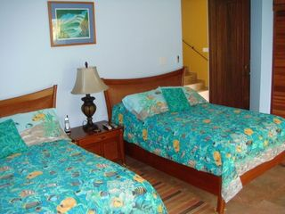 Rincon villa photo - Main Villa downstairs guest room