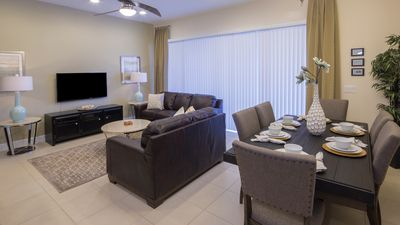 Festival Resort - modern family-friendly townhome with private plunge pool