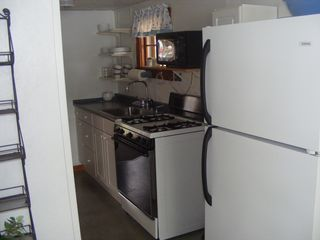 #5 Kitchen Area - Alton cottage vacation rental photo