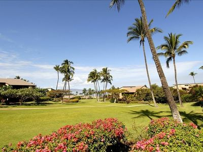 Ocean views from Wailea Ekahi 34B