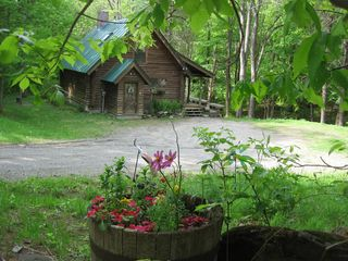 Woodstock cabin photo - Darling log cabin