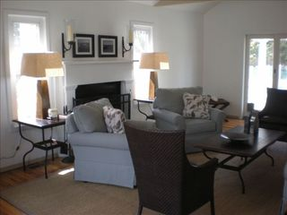 Amagansett cottage photo - Living Room