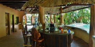 Puerto Viejo bungalow photo - Breakfast is ready and coffee is on! A gorgeous start to your day in paradise!