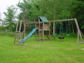Southampton house photo - Swingset