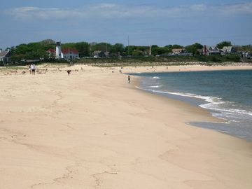 Walk Over to Magnificent Lighthouse Beach - Just a 10-Minute Beach Walk Away!