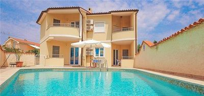 Apartment for 4 people, with swimming pool, in Medulin