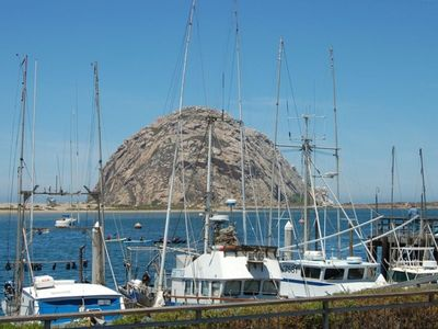 LOCAL Fishing village Morro Bay great local fish markets & restaurants: