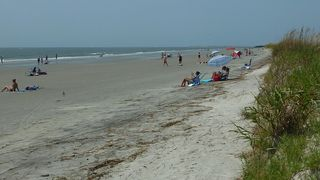 Seabrook Island cottage photo - Beach