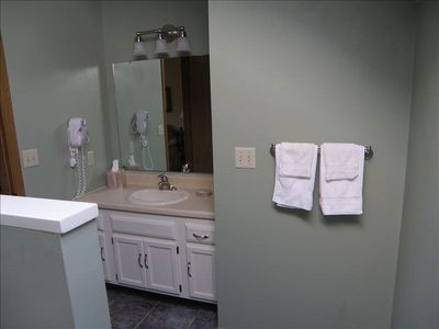 Updated master bath