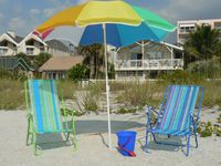 Fl Sundowner Upscale Beach House Directly on the Gulf with Beautiful Beach