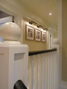 Dingle Peninsula house rental - Landing at top of stairs