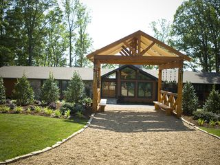 Weaverville lodge photo - Outside Front of Lodge