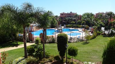 Hacienda del Sol, 2 bedrooms, 200 m. beach