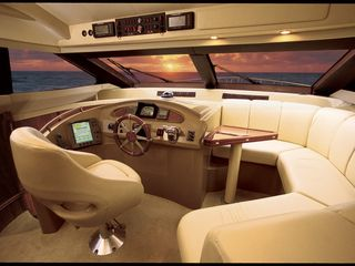 Aventura yacht photo - Little Castle Yacht - Inside helm