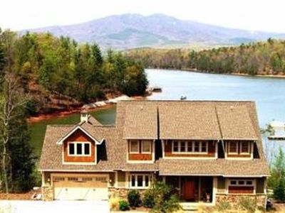 Asheville house rental - Beautiful views