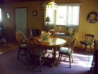 diningroom - Gilford cottage vacation rental photo
