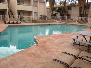 Old Town Scottsdale condo rental - Swimming Pool