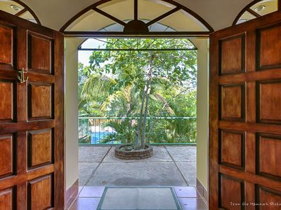Close to Town, Private Grounds and Sharing a Pool!