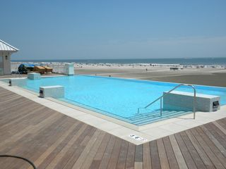 Diamond Beach condo photo - Beachfront Infinity Pool