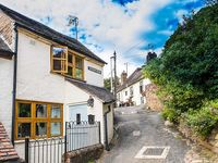 THE LOOKOUT, character holiday cottage in Ironbridge, Ref 917516
