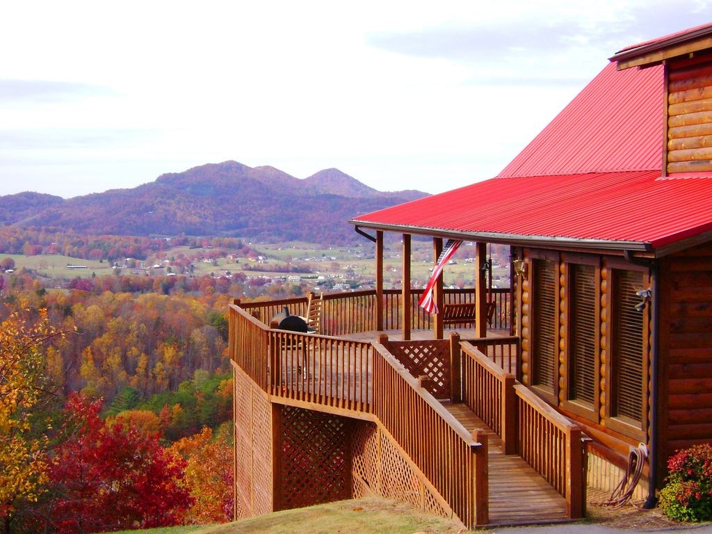Wears valley vacation rental vrbo 133921 3 br east for Wears valley cabin rentals secluded