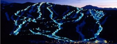Keystone has night skiing so you can get the most enjoyment for your lift ticket