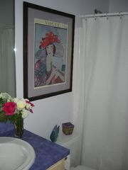 Dauphin Island property rental photo - Second Full Bath