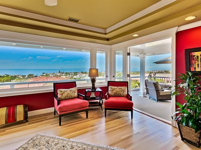 Craftsman Panoramic Ocean View Home with Pool - HIgh Guest Rating!!!!