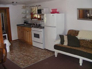 #4 Kitchen/Living Area - Alton cottage vacation rental photo