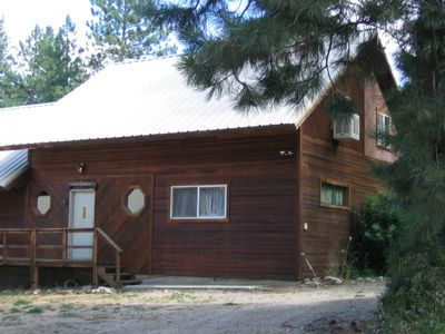 Garden Valley cabin rental - Cabin View