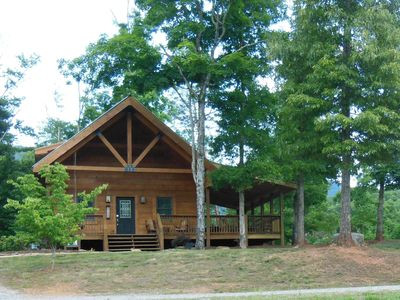 Wonderful cabin with covered porch! - Spring/summer