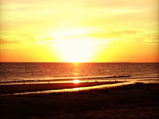 Sagamore Beach house photo - Enjoy amazing sunrises on your own private beach