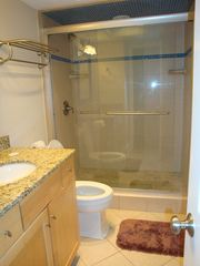 Wrightsville Beach condo photo - Guest Bathroom