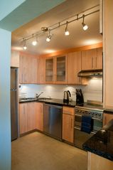 St. Lawrence Gap condo photo - Fully outfitted kitchen ...