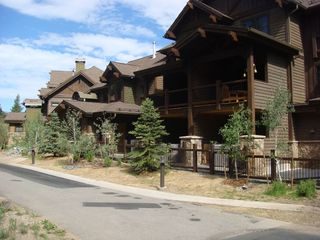 Copper Mountain townhome photo - Bike Path to Vail and Breckenridge
