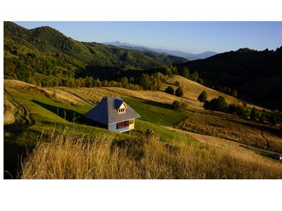Fascinating holiday home in the mountains of Maramures