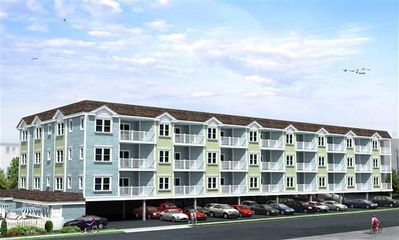 Wildwood Crest, New Jersey- Vacation Condo