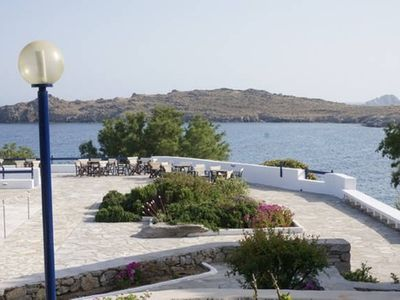 A Seaside 3Bedroom villa in Mykonos
