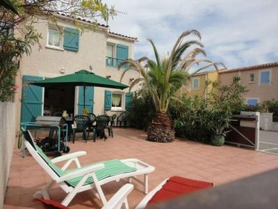 House Narbonne Plage, 4 rooms, 6 people