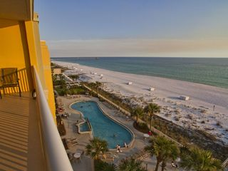 Fort Walton Beach condo photo - East view from Balcony