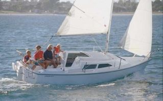 Key Largo cottage photo - Sail with your family around the Florida keys...