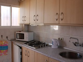 Fuengirola apartment photo - Kitchenette