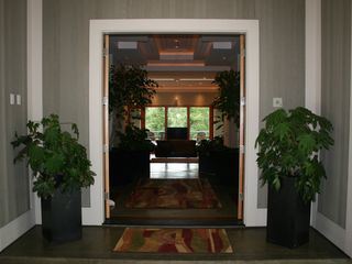 Bandon house photo - Front Entrance, To Your Private Retreat...