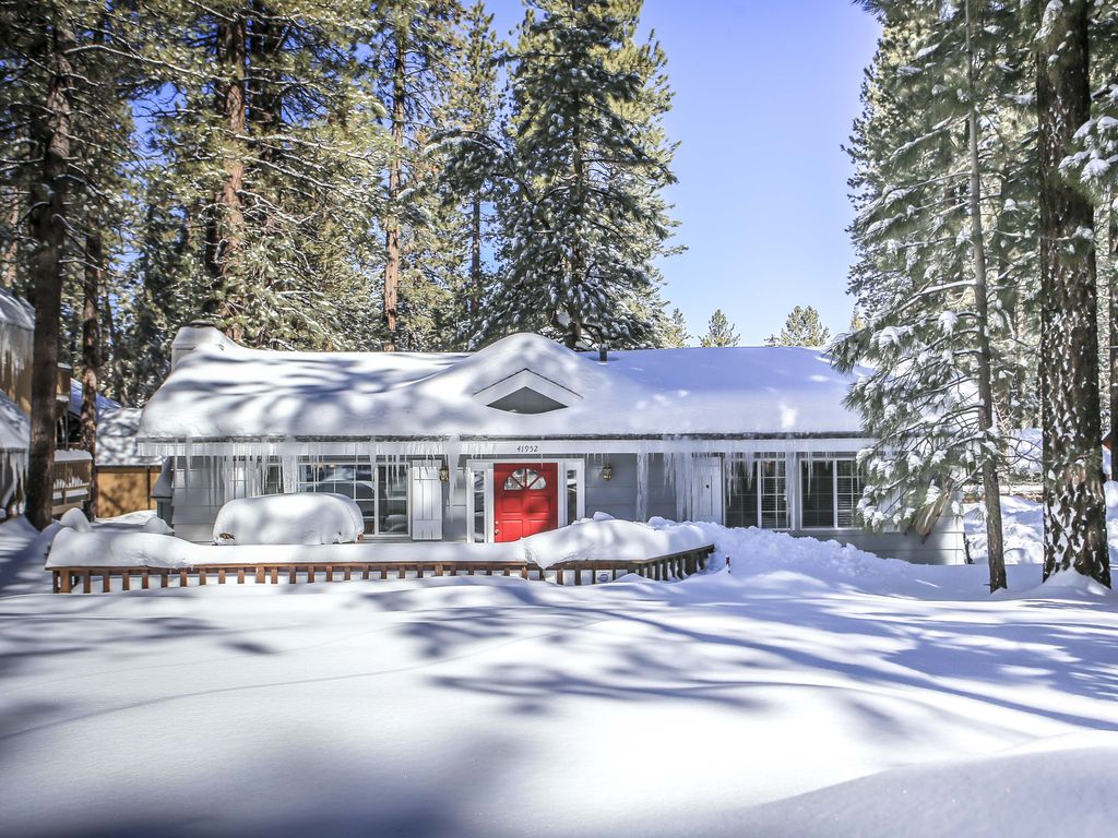 Cozy snow summit forest mountain cabin slope vrbo for Snow summit cabin