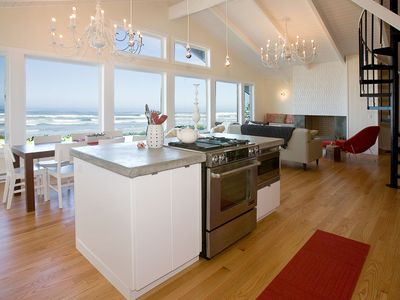 You found it! The perfect beach house Modern, Luxury, Oceanfront with 180° views