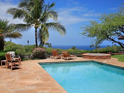 Enjoy the luxury of a private home at Mauna Kea Resort