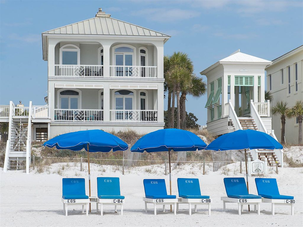 Beachfront Large 6 6 5 Home W Private Homeaway